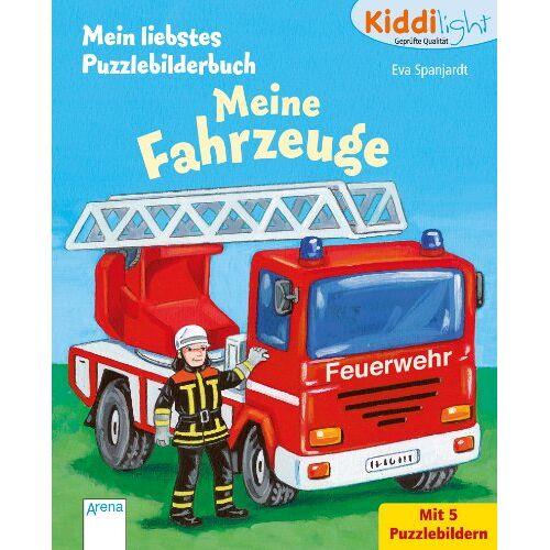 Bärbel Müller - Meine Fahrzeuge: Kiddilight: Mein liebstes Puzzlebilderbuch - Preis vom 02.08.2021 04:48:42 h