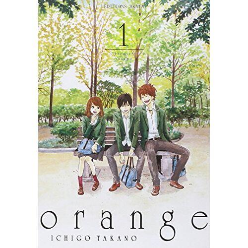 Ichigo Takano - Orange, Tome 1 : - Preis vom 03.05.2021 04:57:00 h
