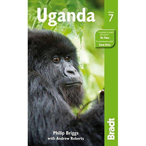 Philip Briggs - Uganda (Bradt Travel Guide Uganda) - Preis vom 17.06.2021 04:48:08 h