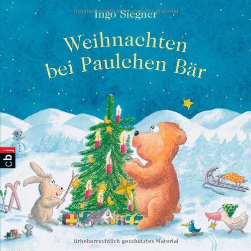 Ingo Siegner - Weihnachten bei Paulchen Bär: 24 Geschichten zur Weihnachtszeit - Preis vom 28.09.2021 05:01:49 h