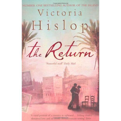 Victoria Hislop - Return - Preis vom 15.06.2021 04:47:52 h