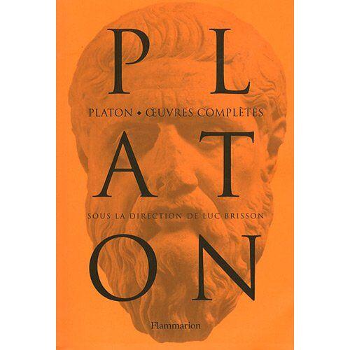 Platon - Platon : Oeuvres complètes - Preis vom 11.06.2021 04:46:58 h
