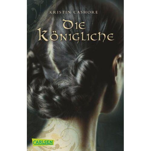 Kristin Cashore - Die sieben Königreiche, Band 3: Die Königliche - Preis vom 23.09.2021 04:56:55 h