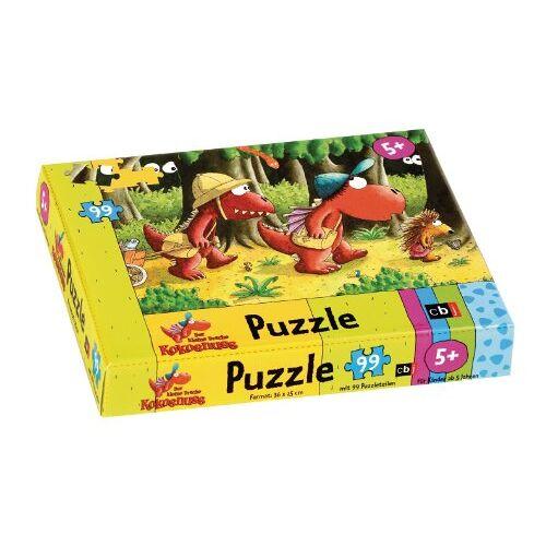 - Der kleine Drache Kokosnuss - Puzzle - Preis vom 16.06.2021 04:47:02 h
