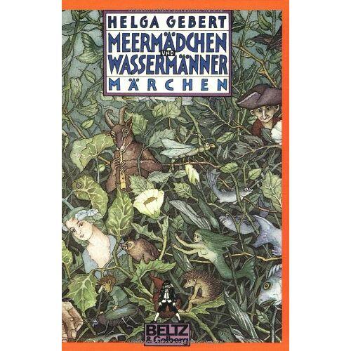 Helga Gebert - Meermädchen & Wassermänner (Gulliver) - Preis vom 09.06.2021 04:47:15 h