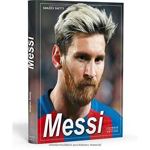 Sanjeev Shetty - Messi - Preis vom 12.06.2021 04:48:00 h