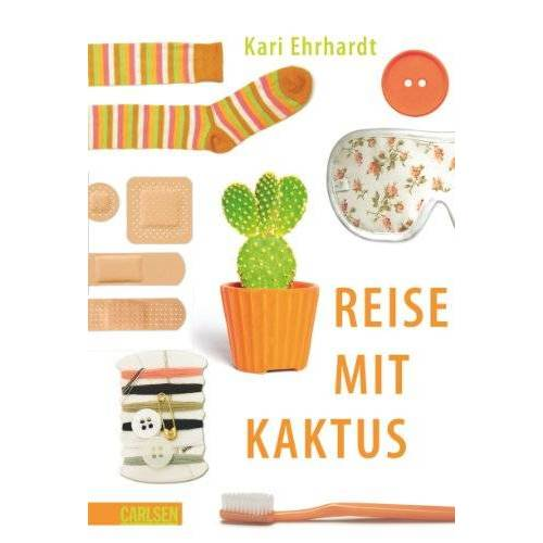 Kari Ehrhardt - Reise mit Kaktus - Preis vom 12.06.2021 04:48:00 h