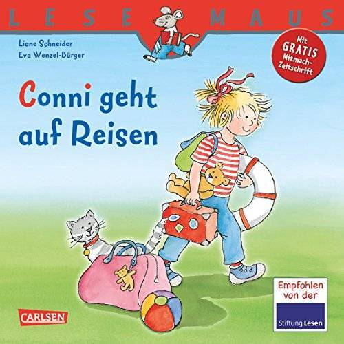 Liane Schneider - LESEMAUS, Band 79: Conni geht auf Reisen - Preis vom 23.09.2021 04:56:55 h