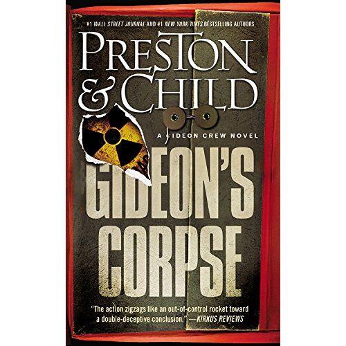 Douglas Preston - Gideon's Corpse (Gideon Crew series) - Preis vom 21.06.2021 04:48:19 h