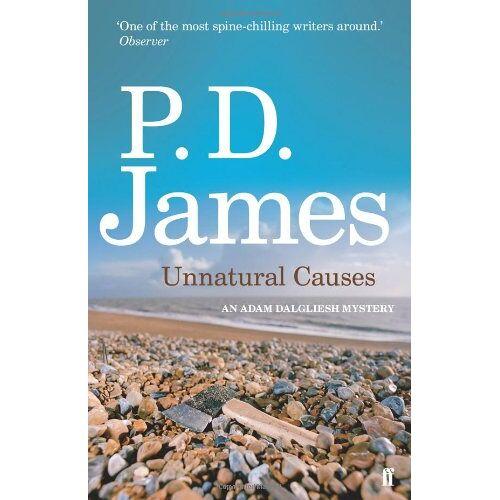 James, P. D. - Unnatural Causes - Preis vom 21.06.2021 04:48:19 h
