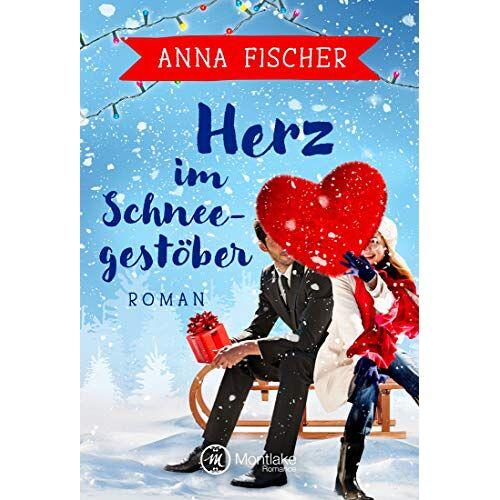 Anna Fischer - Herz im Schneegestöber - Preis vom 15.06.2021 04:47:52 h
