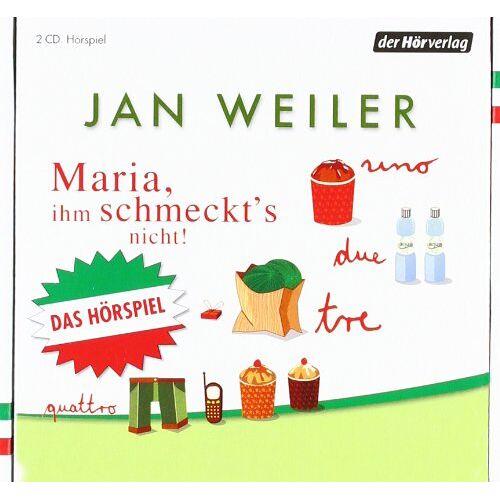 Jan Weiler - Maria, ihm schmeckt's nicht - Preis vom 22.07.2021 04:48:11 h