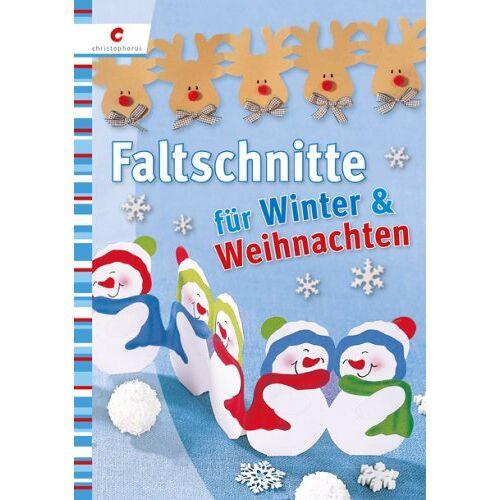 - Faltschnitte für Winter und Weihnachten - Preis vom 11.06.2021 04:46:58 h