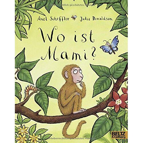 Axel Scheffler - Wo ist Mami? - Preis vom 30.07.2021 04:46:10 h