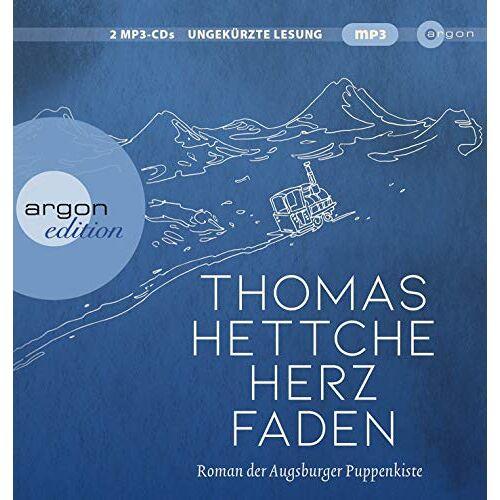 Thomas Hettche - Herzfaden. Roman der Augsburger Puppenkiste - Preis vom 11.06.2021 04:46:58 h