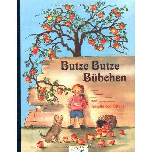 Olfers, Sibylle von - Butze Butze Bübchen - Preis vom 11.06.2021 04:46:58 h
