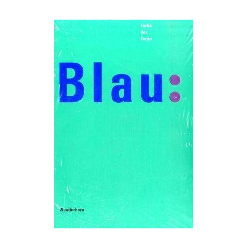 Hans Gercke - Blau. Farbe der Ferne. Katalog-Buch. Ausstellungskatalog - Preis vom 21.06.2021 04:48:19 h