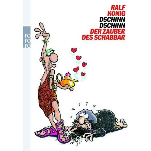 Ralf König - Dschinn Dschinn: Der Zauber des Schabbar - Preis vom 12.06.2021 04:48:00 h