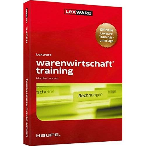 Monika Labrenz - Lexware warenwirtschaft® training (Lexware Training) - Preis vom 21.06.2021 04:48:19 h