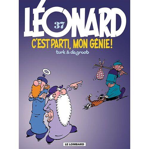 - Léonard, Tome 37 : C'est parti, mon génie ! - Preis vom 20.06.2021 04:47:58 h