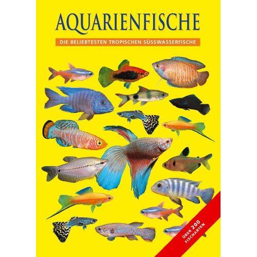 Dawes, John A. - Aquarienfische: Tropische Süßwasserfische - Preis vom 13.06.2021 04:45:58 h