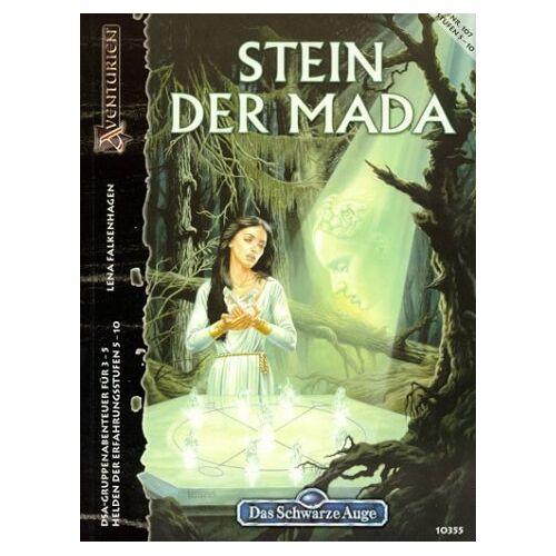 Lena Falkenhagen - Das schwarze Auge. Der Stein der Mada. Bd.107 - Preis vom 19.06.2021 04:48:54 h