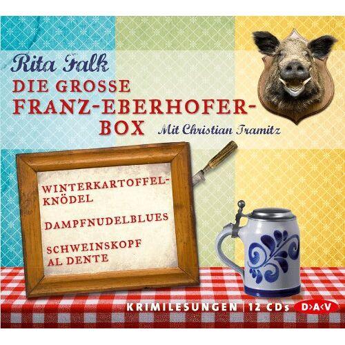Rita Falk - Die große Franz-Eberhofer-Box - Preis vom 15.06.2021 04:47:52 h