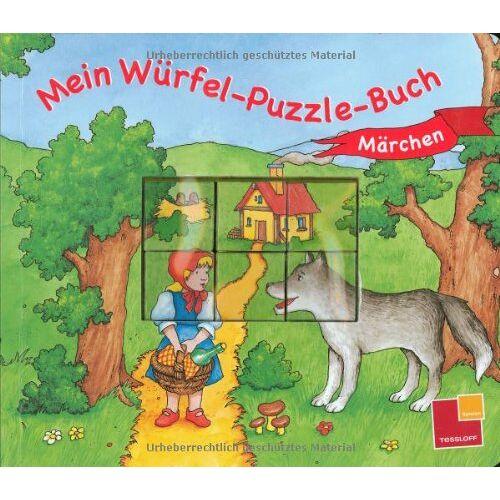 - Mein Würfel-Puzzle-Buch: Märchen - Preis vom 17.10.2021 04:57:31 h