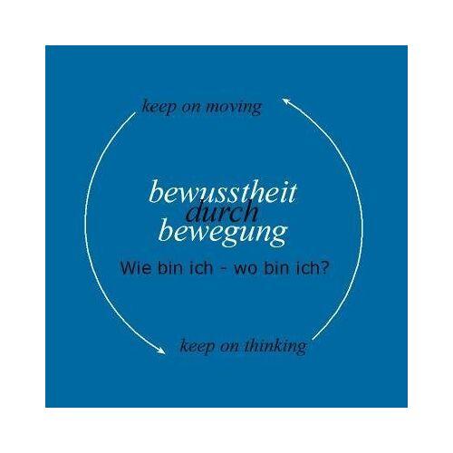 Martin Woznica - Feldenkrais CD Wie bin ich - wo bin ich?: Doppel-CD mit vier Lektionen - Preis vom 30.07.2021 04:46:10 h