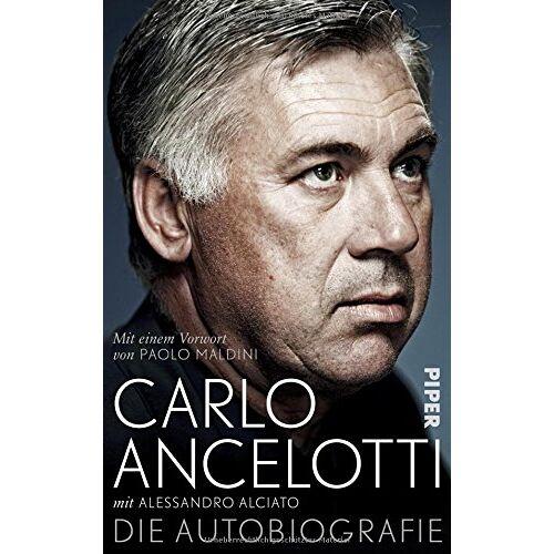 Carlo Ancelotti - Carlo Ancelotti. Die Autobiografie - Preis vom 15.06.2021 04:47:52 h