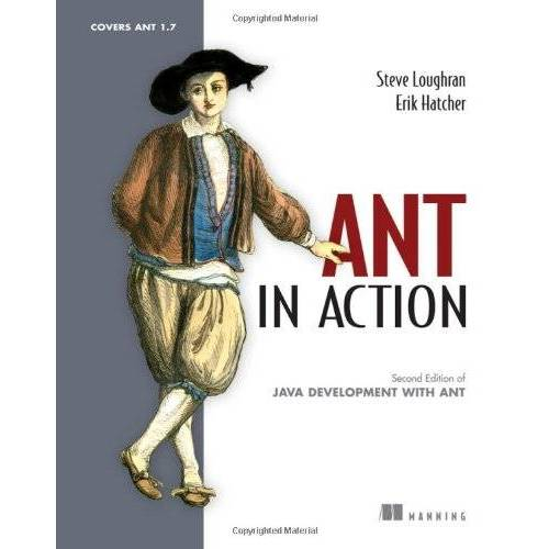 Steve Loughran - Ant in Action (Manning) - Preis vom 21.06.2021 04:48:19 h