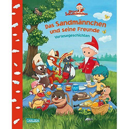 Christian Dreller - Unser Sandmännchen: Das Sandmännchen und seine Freunde: Vorlesegeschichten - Preis vom 11.10.2021 04:51:43 h