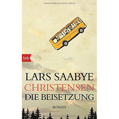 Christensen, Lars Saabye - Die Beisetzung: Roman - Preis vom 12.06.2021 04:48:00 h