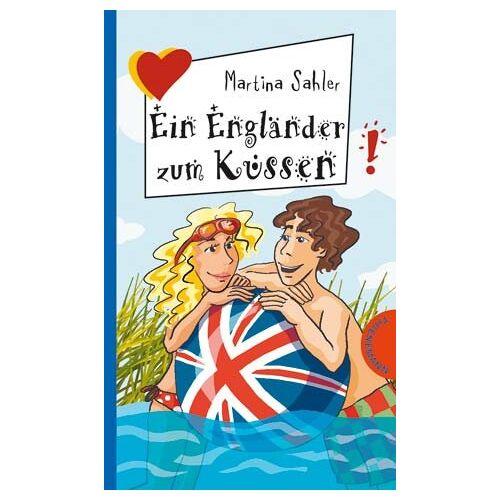 Martina Sahler - Ein Engländer zum Küssen - Preis vom 17.06.2021 04:48:08 h