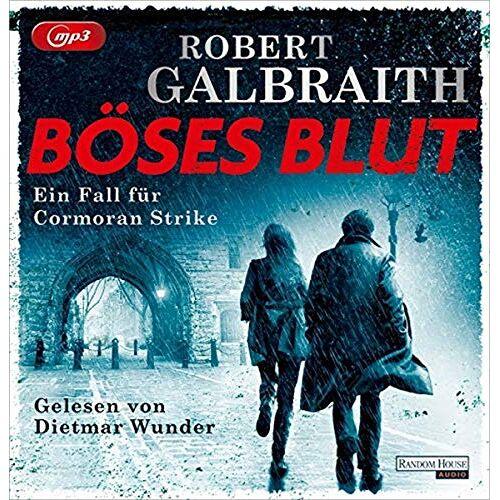 Robert Galbraith - Böses Blut: Ein Fall für Cormoran Strike (Die Cormoran-Strike-Reihe, Band 5) - Preis vom 21.06.2021 04:48:19 h