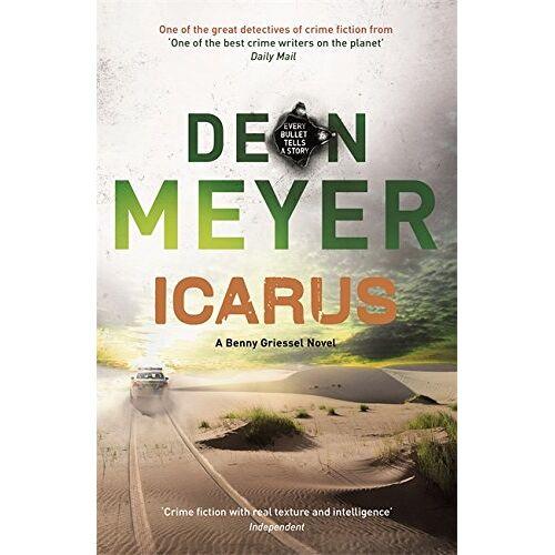 Deon Meyer - Icarus: A Benny Griessel Thriller - Preis vom 22.06.2021 04:48:15 h