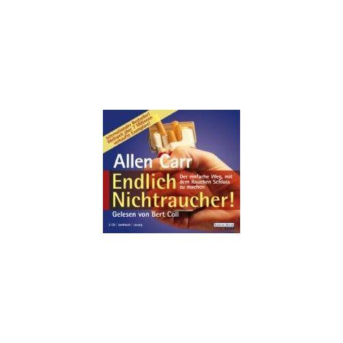 Allen Carr - Endlich Nichtraucher - Preis vom 22.06.2021 04:48:15 h