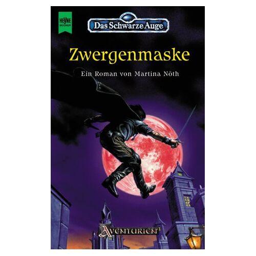 Martina Nöth - Das Schwarze Auge 53. Die Zwergenmaske. - Preis vom 21.06.2021 04:48:19 h