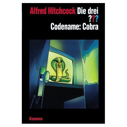 Alfred Hitchcock - Hitchcock, Alfred : Codename: Cobra - Preis vom 20.09.2021 04:52:36 h
