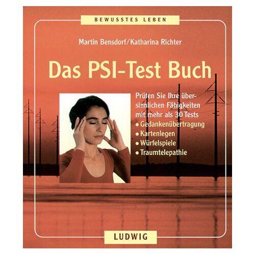 Martin Bensdorf - Das PSI- Test Buch - Preis vom 17.06.2021 04:48:08 h