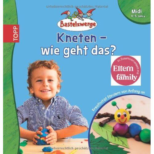 Sandra Grimm - Bastelzwerge Midi - Kneten-wie geht das? - Preis vom 20.06.2021 04:47:58 h