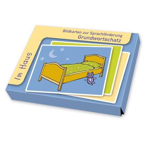 - Bildkarten zur Sprachförderung: Im Haus - Preis vom 13.09.2021 05:00:26 h