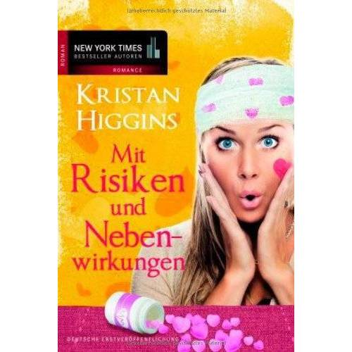 Kristan Higgins - Mit Risiken und Nebenwirkungen - Preis vom 22.06.2021 04:48:15 h