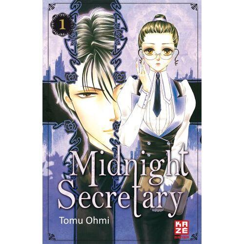 Tomu Ohmi - Midnight Secretary 01 - Preis vom 14.06.2021 04:47:09 h
