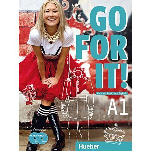 Alison Demmer - Go for it! A1: Go for it!: Kurs- und Arbeitsbuch Englisch / Kursbuch + Arbeitsbuch mit 2 Audio-CDs - Preis vom 30.07.2021 04:46:10 h