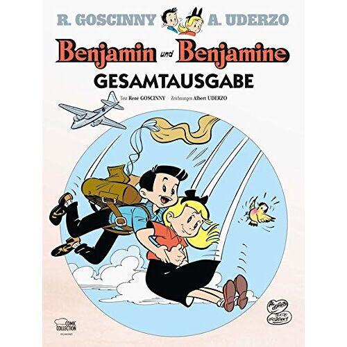 René Goscinny - Benjamin und Benjamine Gesamtausgabe - Preis vom 30.07.2021 04:46:10 h
