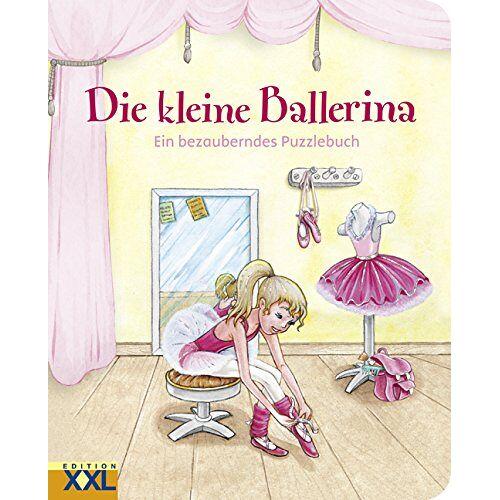 - Die kleine Ballerina: Ein bezauberndes Puzzlebuch - Preis vom 16.06.2021 04:47:02 h