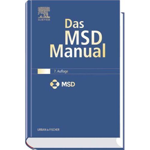 Sharp Das MSD Manual der Diagnostik und Therapie - Preis vom 02.08.2021 04:48:42 h