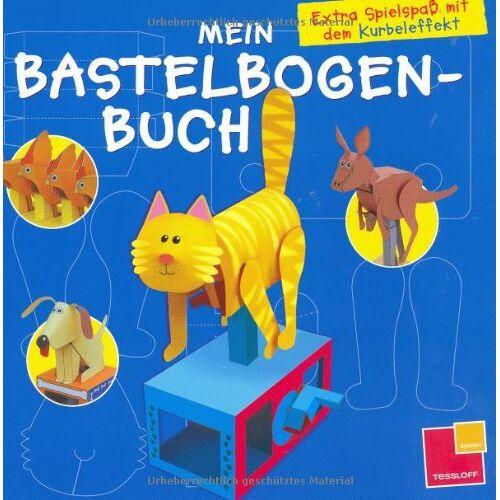 - Mein Bastelbogen-Buch: Extra Spielspaß mit dem Kurbeleffekt - Preis vom 18.06.2021 04:47:54 h