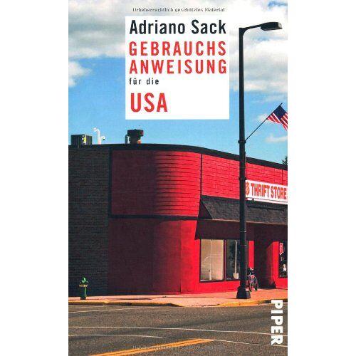 Adriano Sack - Gebrauchsanweisung für die USA - Preis vom 18.06.2021 04:47:54 h
